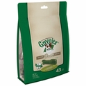 Greenies SENIOR Dental Chew Treat Teenie 43pk