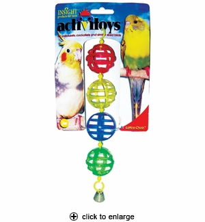 JW Pet ActiviToys Lattice Chain