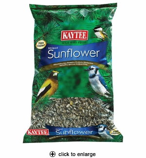 Kaytee Striped Sunflower Seed 5 lbs