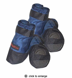 Pooch Plus All-Weather Nylon Dog Booties X-Small