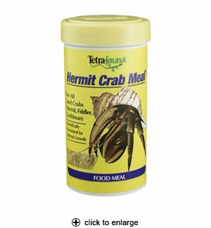 Tetra Hermit Crab Meal 4.94 oz