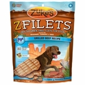 Zuke's Z-Filets Grilled Beef Strips Dog Treats 3.25oz