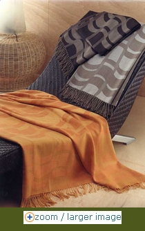 Cashmere & Lambswool Throws - Click to enlarge