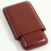 Leather Cigar Cases