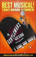 A Gentleman's Guide to Love and Murder Broadway Poster