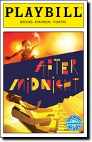 After Midnight Limited Edition Official Opening Night Playbill