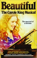 Beautiful the Carole King Musical Broadway Poster