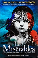 Les Miserables Broadway Poster (2014 Revival)