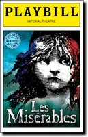 Les Miserables Limited Edition Official Opening Night Playbill (2014 Revival)