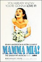 Mamma Mia! the Musical Broadway Poster