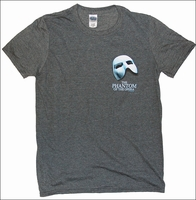 Charcoal Grey Logo T-Shirt