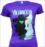 Two Witches Ladies T-Shirt