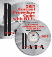 2017 Procedures/RVU Data Files