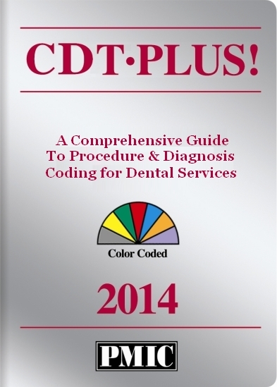 CDT PLUS! 2014 represents the ultimate coding reference for your