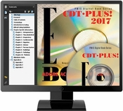 CDT Plus! 2017 e-Book, PDF Format