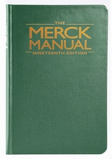 Merck Manual 19th Edition