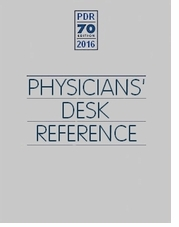 Physicians' Desk Reference (PDR�), 70th Edition