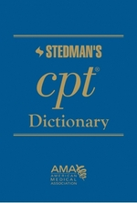 Stedman's CPT Dictionary