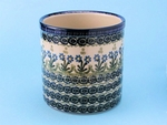 003 ~ Utensil Holder		<br>	614a ~ Blue Spring Daisy<br>	5.5H x 5.5W