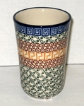 "076 ~ Tumbler (5"" tall)	<br> Autumn"