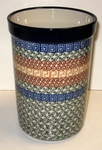 "169 ~ Utensil Holder~Tall ( 8"")	<br>050~Autumn"