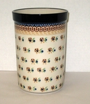 "169 ~ Utensil Holder~Tall ( 8"")	<br>102~Country Gold"