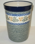 "169 ~ Utensil Holder~Tall ( 8"")	<br>696~Amber Fields"