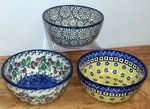 3 Small Bowls <BR> SAVE 15%<BR>Mixed