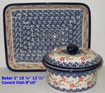 Baker & Covered Dish <BR> Save 20%