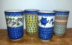 Group of 4 Tumblers <BR> as shown