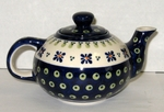 PERSONAL TEAPOT <br>1.75 CUPS<br> COUNTRY FLOWER