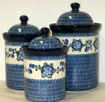 Set of 3 Canisters ~ Save 25%