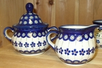 SUGAR & CREAMER SETS (Z)