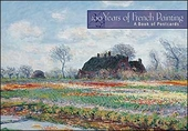 100 Years of French Painting Book of Postcards