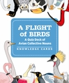 A Flight of Birds: A Quiz Deck of Avian Collective Nouns