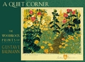 A Quiet Corner: The Woodblock Prints of Gustave Baumann Boxed Notecards