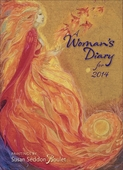 A Woman's Diary for 2014: Paintings by Susan Seddon Boulet Engagement Calendar