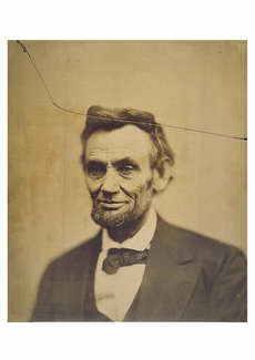 Abraham Lincoln Postcard