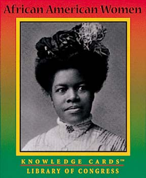 African American Women Knowledge Cards