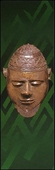 Ali Amonikoyi Mask Bookmark