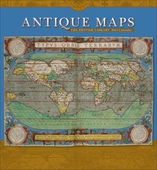 Antique Maps 2014 Wall Calendar