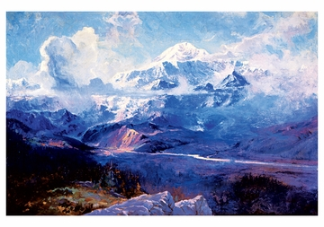 Art of Alaska Boxed Notecards