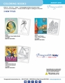 August Coloring Books