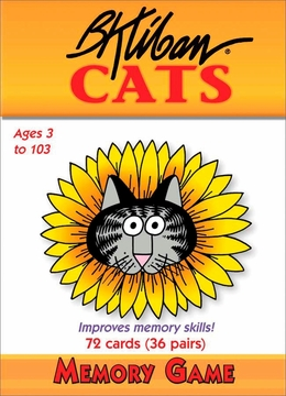 B. Kliban: Cats Memory Game