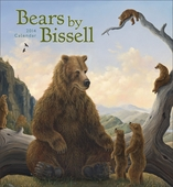 Bears by Bissell 2014 Wall Calendar