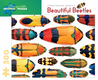 Beautiful Beetles 300-piece Jigsaw Puzzle