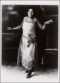Bessie Smith Postcard