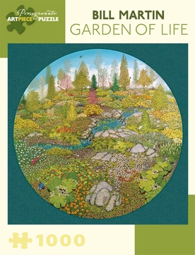 Bill Martin: Garden of Life 1,000-piece Jigsaw Puzzle