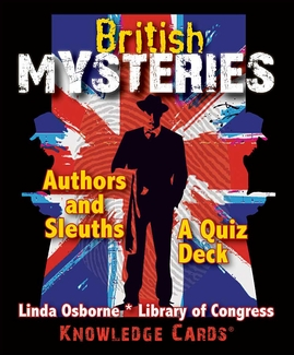 British Mysteries: Authors and Sleuths; A Quiz Deck