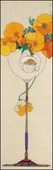 California Poppies in Tall Goblet Bookmark